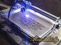 Лазерная гравировка