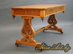 Резные столы